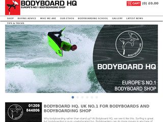 Read more about : Bodyboard HQ