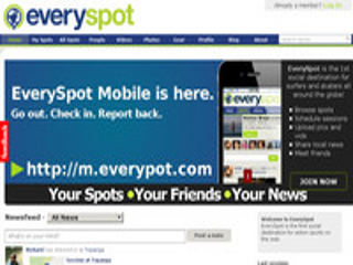 EverySpot - Your Surfing Community