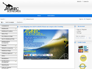 Atlantic Bodyboards