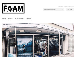 Details : THE FOAM COMPANY Hawaii's Only Bodyboard Specialty Shop
