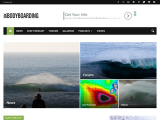 Kernow Bodyboarding - Cornwall & UK Bodyboard Site
