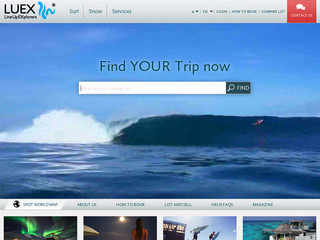 Read more about : Find your perfect surf trip with Lineupexplorers.com