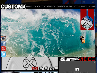 Read more about : Custom X Bodyboards