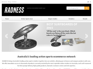 Radness.com.au |Compare Prices of bodyboardshops in Australia