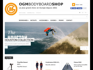 OGM Bodyboard shop