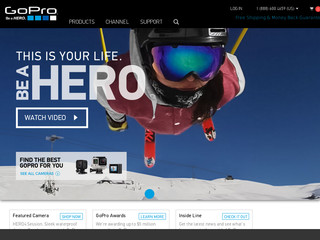 Read more about : GoPro Camera