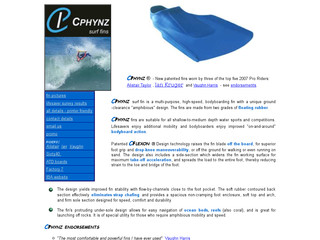 Read more about : Cphynz - Bodyboarding Fin