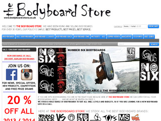 Read more about : The Bodyboard Store