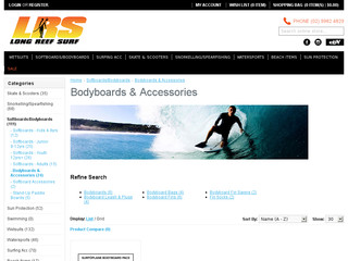 Read more about : Longreef Surf BodyBoards