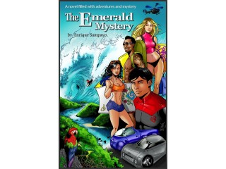 Cover, The Emerald Mystery