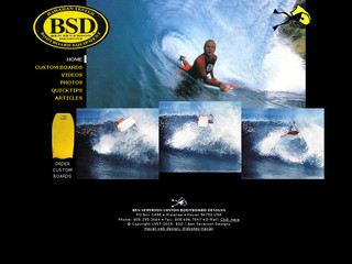 Read more about : Ben Severson Bodyboard Designs - BSD