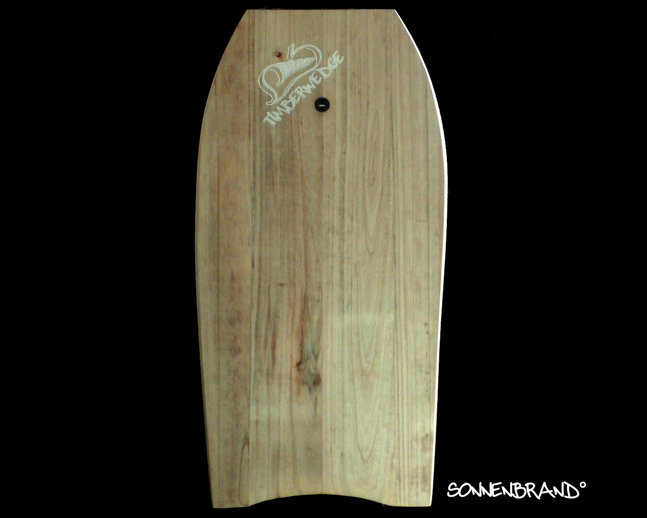 how to make a wooden boogie board