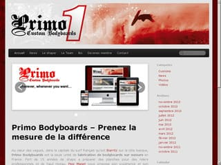 Primo Bodyboards