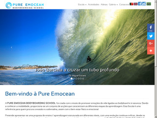 Pure Emocean - Bodyboard School Portugal