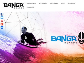 Banga boards, argentina bodyboard brand and blog